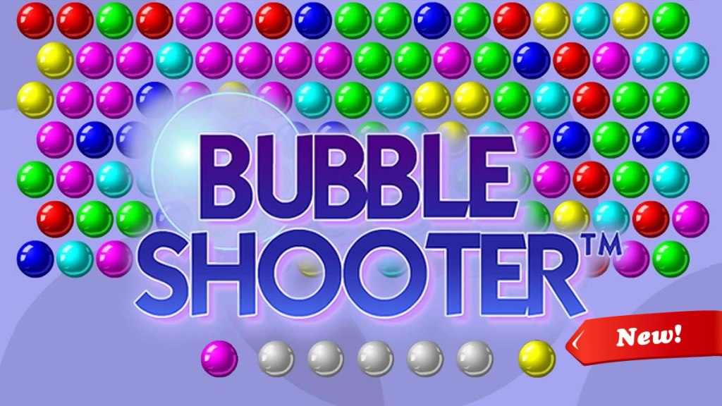 Bubble Shooter Online Game