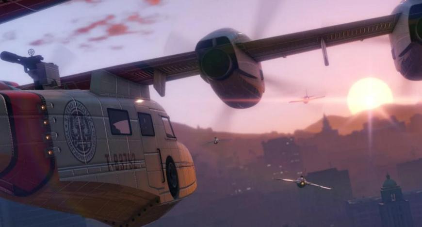 GTA Online Air Freight